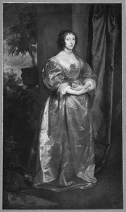 Portret van Lady Martha Cranfield, Countess of Monmouth (1601-1667)