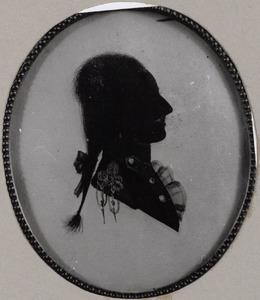 Portret van Hendrik Holtius Lans (1753-1792)