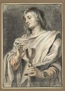 De apostel en evangelist Johannes