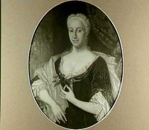Portret van Anna Sophia Repelaer (1714-1793), echtgenote François van den Brandeler