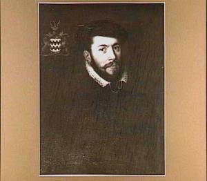 Portret van Jan van der Haer (1534-....)