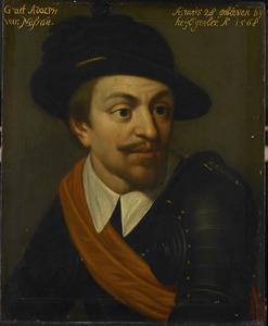 Portret van Adolf van Nassau (1540-1568)
