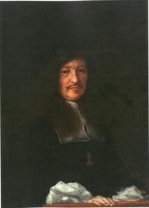 Portret van  Johann Hartwig Graf von Nostitz-Rieneck (1610-1683)