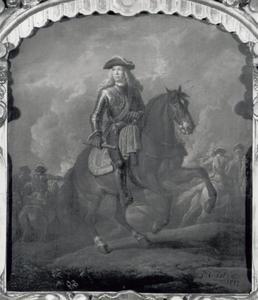 Ruiterportret van John Churcill, 1st Duke of Marlborough (1650-1722)
