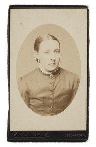 Portret van W. Lootsma (...-...)
