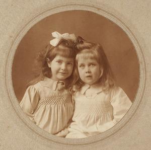 Portret van J.M.P. Boddaert (1915-1995) en Maria Clementina Boddaert (1916-2009)