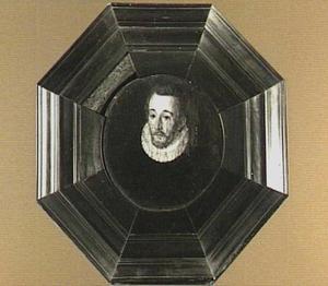 Portret van Cornelis Cornelisz (van Egmond) van de Nijenburg