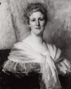 Portret van Aurelie Caroline van Limburg Stirum (1853-1906)