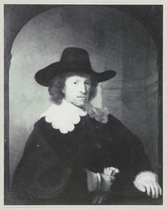 Portret van Nicolaas van Bambeeck (1596- )