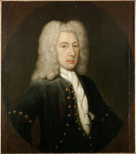 Portret van Cornelis Schrijver (1678-1768)