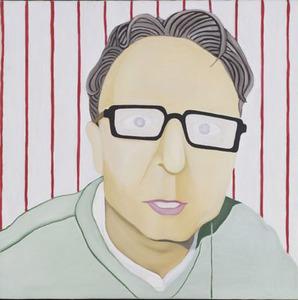 Portret van El Karchi
