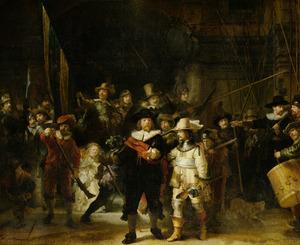 Het korporaalschap van kapitein Frans Banning Cocq