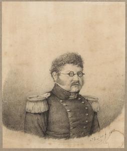Portret van een man, mogelijk Brandt