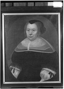 Portret van Richarda van Beuckevoort (1596-1674)