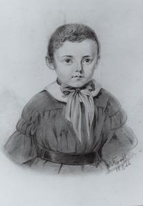 Portret van Hendrik Kikkert (1837-1856)