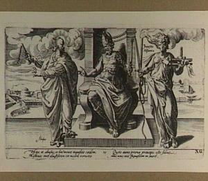 Abusus (misbruik) en Inquisitie zetten de vorst aan tot moord