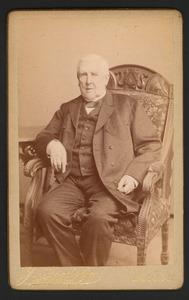 Portret van Petrus Isaacus de Fremery (1809-1894)