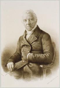 Portret van Johannes Bernhardus Stoop (1781-1856)