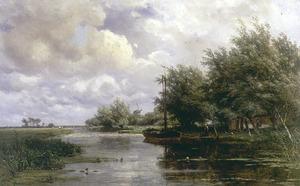 Landschap bij Zoetermeer