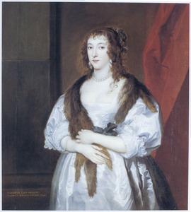 Portret van Elizabeth Dormer (?-1635), echtgenote van Edward Somerset, 2nd Marquess of Worcester