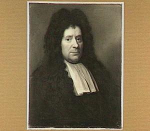 Portret van Anthonius Mattheus III (1635-1710); hoogleraar Rechten te Utrecht 1660-1672; nadien hoogleraar te Leiden