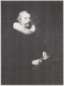 Portret van Pieter Ranst (1590- ...)