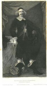 Portret van Daniel von Mithoff (1595-1673)