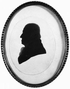 Portret van Anthony Backer (1746-1831)