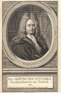 Portret van Caspar van Citters (1674-1734)