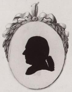 Portret van Adriaen Hagoort (1736-....)