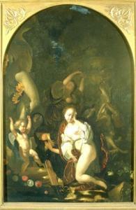 Het slachtoffer van Priapus