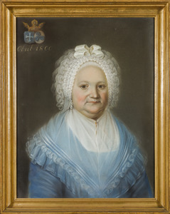 Portret van Maria Isabella Antonia Geertruida Josepha van Hövell tot Westerflier (1726-1800)