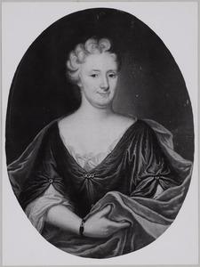 Portret van de echtgenote van N.L. Stompwijk (?-?)