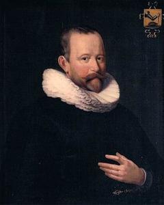 Portret van Adriaen van Veen (1569-1639)