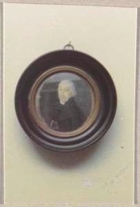Portret van Berend  van Olst (1748-1806)