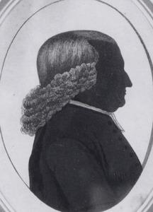 Portret van Joost Gerard Kist (1756-1815)