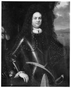Portret van Cornelis Beeckman ( 1662-1716)