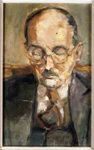 Portret van Albert Karel Cornelis de Brauw (1884-1959)