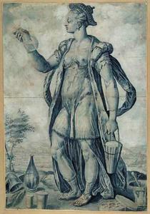 Panacea, de dochter van Aesculapius