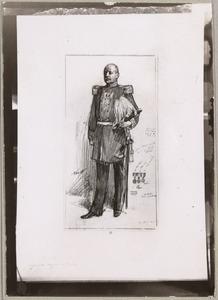 Portret van Evert van Gendt (1842-1923)