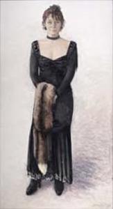 Portret van Canci Geraedts