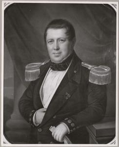 Portret van Henri Eduard van Hees (1811-1865)