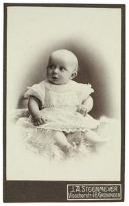 Portret van Aldert Johannes Hazenberg (1907-1980)