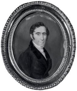 Portret van Constantijn Sigismund Willem Jacob baron van Nagell (1798-1849)