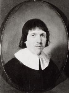 Portret van Johannes Verwer