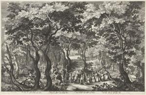 De ontmoeting tussen Jacob en Esau (Genesis 33)