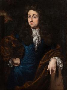 Portret van Willem van der Muelen II (1658-1693)