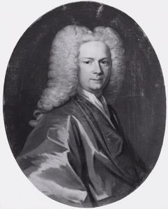 Portret van Jan van Leeuwen (1681 -1749)