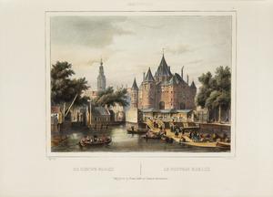 Amsterdam, de Nieuwmarkt