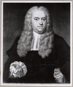 Portret van Pieter Burman (1713-1778)